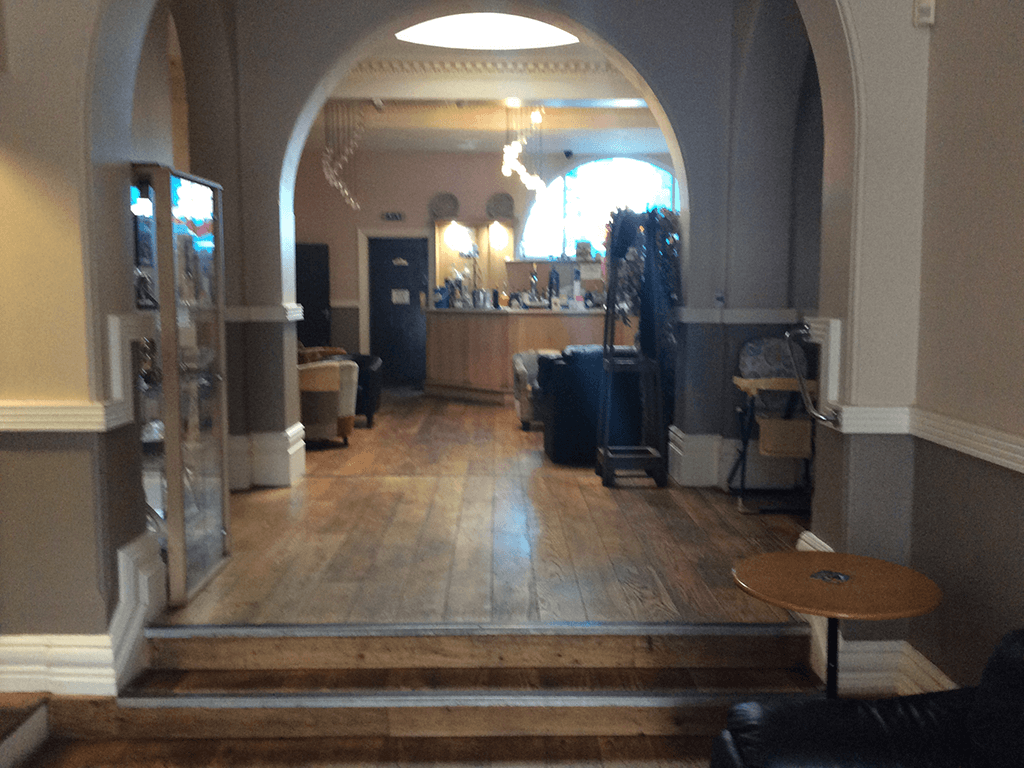 Inside The County Hotel